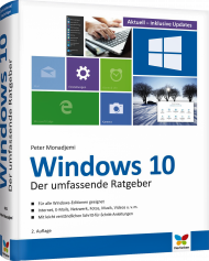 Windows 10 - Der umfassende Ratgeber, Best.Nr. VF-0232, € 39,90