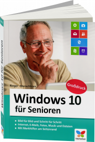 Windows 10 für Senioren, Best.Nr. VF-0233, € 19,90