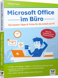Microsoft Office im Büro, ISBN: 978-3-8421-0426-6, Best.Nr. VF-0426, erschienen 10/2018, € 19,90