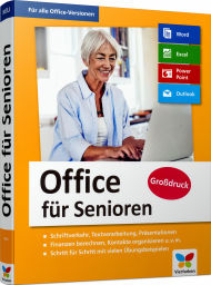 Office für Senioren, ISBN: 978-3-8421-0616-1, Best.Nr. VF-0616, erschienen 02/2019, € 19,90