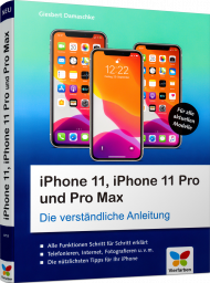 iPhone 11, iPhone 11 Pro und Pro Max, ISBN: 978-3-8421-0715-1, Best.Nr. VF-0715, erschienen 11/2019, € 19,90