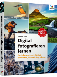 Digital fotografieren lernen, ISBN: 978-3-8421-0735-9, Best.Nr. VF-0735, erschienen 11/2020, € 19,90