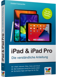 iPad & iPad Pro, ISBN: 978-3-8421-0740-3, Best.Nr. VF-0740, erschienen 11/2020, € 19,90