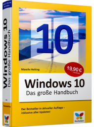 Windows 10, ISBN: 978-3-8421-0755-7, Best.Nr. VF-0755, erschienen 06/2020, € 19,90