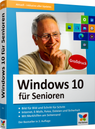 Windows 10 für Senioren, ISBN: 978-3-8421-0760-1, Best.Nr. VF-0760, erschienen 10/2020, € 19,90