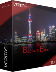 Veritas Backup Exec 16 V-Ray Edition 8 Cores/1CPU RNW 1 J. Basic, Best.Nr. VL-1015, € 286,80