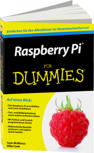 Raspberry Pi für Dummies, Best.Nr. WL-71026, € 19,99