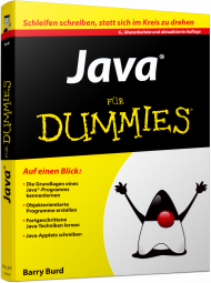 Java für Dummies, Best.Nr. WL-71070, € 19,99