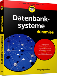 Datenbanksysteme für Dummies, Best.Nr. WL-71253, € 22,99