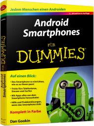 Android-Smartphones f�r Dummies, Best.Nr. WL-71319, € 19,99
