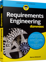 Requirements Engineering für Dummies, ISBN: 978-3-527-71635-7, Best.Nr. WL-71635, erschienen 02/2021, € 30,00