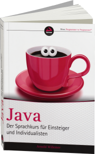 Java, ISBN: 978-3-527-76039-8, Best.Nr. WR-76039, erschienen 04/2013, € 19,99