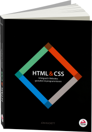 HTML & CSS, Best.Nr. WR-76053, € 39,99