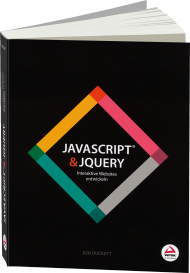 JavaScript & jQuery, ISBN: 978-3-527-76057-2, Best.Nr. WR-76057, erschienen 02/2015, € 44,99