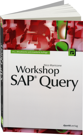 Workshop SAP Query -  / Autor:  Manicone, Nico, 978-3-86490-053-2