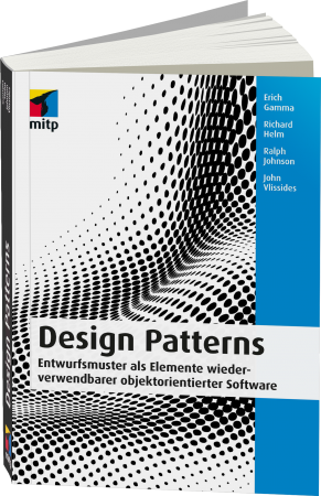 Design Patterns - Entwurfsmuster als Elemente wiederverwendbarer Software / Autor:  Gamma, Erich / Helm, Richard / Johnson, Ralph, 978-3-8266-9700-5