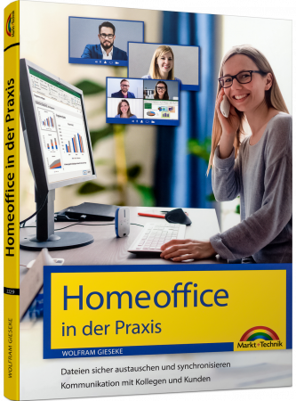 Homeoffice in der Praxis inkl. eBook -  / Autor:  Gieseke, Wolfram, 978-3-95982-229-9