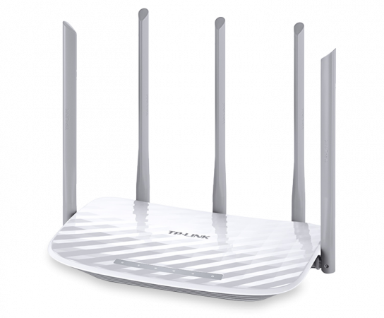 TP-LINK AC1350 Dualband WLAN-Router (Archer C60) - TP-LINK AC1350 Dualband WLAN-Router (Archer C60), Best.Nr. TP-5232, 69,90