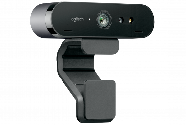 Logitech BRIO 4K Ultra HD-Webcam / 