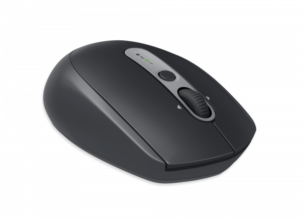 Logitech Wireless Mouse M590 Multi-Device Silent - Graphite Tonal / 