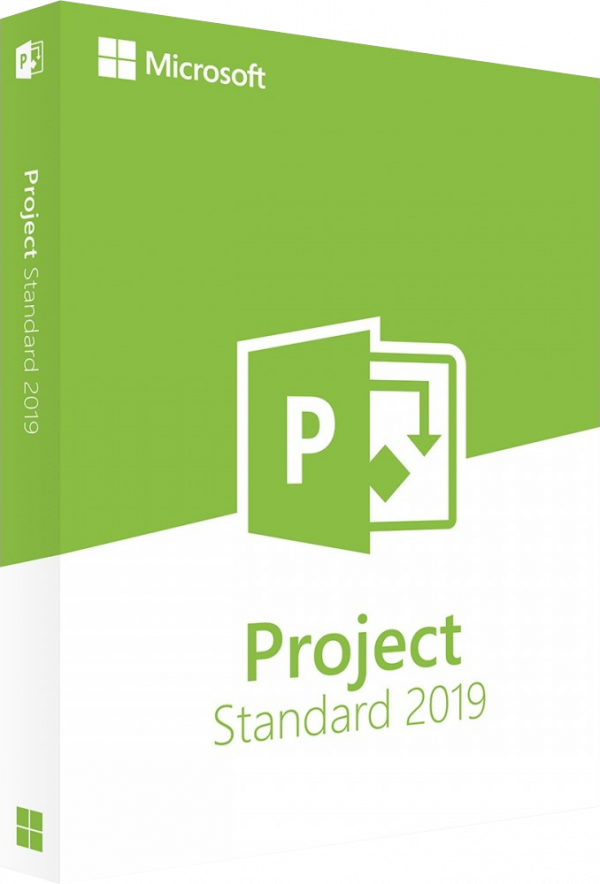 Microsoft Project 2019