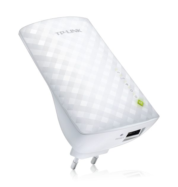 TP-LINK Univ. AC750 Dualband WLAN-Repeater mit LAN-Port (RE200) / 