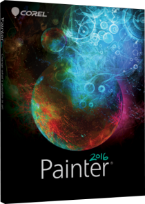 Corel Painter 2016 - Ein komplettes digitales Kunstatelier /   ,