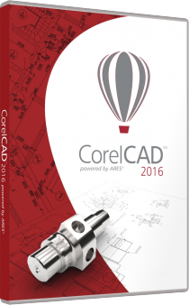 CorelCAD 2016 - Education Edition - Version f�r Sch�ler, Studenten und Lehrkr�fte /   ,