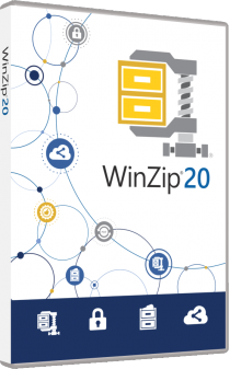 WinZip Combo 20 Standard - WinZip 20 Standard & WinZip Self-Extractor Professional /   ,