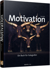 Motivation - Ein Buch f�r Fotografen / Autor:  1x.com, 978-3-86490-071-6