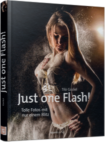 Just one Flash! - Tolle Fotos mit nur einem Blitz / Autor:  Gockel, Tilo, 978-3-86490-209-3