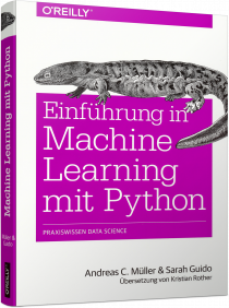 Einführung in Machine Learning mit Python - Praxiswissen Data Science / Autor:  Müller, Andreas / Guido, Sarah, 978-3-96009-049-6