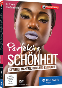 Perfekte Schönheit (Videotraining) - Styling, Make-up, High-end-Retusche / Trainer:  , 978-3-8362-3791-8