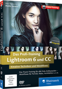 Lightroom 6 und CC - Das Profi-Videotraining - Kreative Techniken & Workflows - das Training für Anspruchsvolle / Trainer:  , 978-3-8362-3870-0