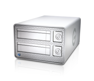 G-Technology G-DOCK ev Thunderbolt JBOD wo/HDD -  /  ,