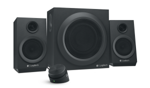 Logitech Multimedia Speakers Z333 - Lauter, tiefer, klarer Sound /  ,