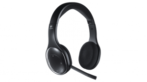 Logitech Wireless Headset H800 - Komfortables, kabelloses Headset für PC, Tablet-PC & Smartphone /  ,