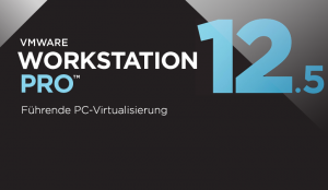 VMware Workstation 12.5 Pro für Windows & Linux Upgrade, Download - Das Upgrade von VMware Workstation ab Version 7 (UPG/Vollversion) /   ,