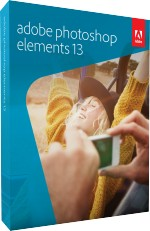 Upgrade Adobe Photoshop Elements 13 f�r Windows und Mac, Best.Nr. AD-234484, € 69,95