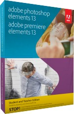 Photoshop Elements 13 & Premiere Elements 13 - Student & Teacher, Best.Nr. AD-234834, € 89,95