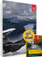 Adobe Photoshop Lightroom 6 f�r WIN & MAC incl. Buch, Best.Nr. AD-237586, € 129,00