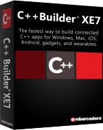 C++Builder XE7 Professional Edition - UPG, ESD, Best.Nr. CGO543, € 641,41