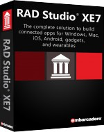 RAD Studio XE7 Professional Edition, SSL-Version, ESD, Best.Nr. CGO594, € 117,81