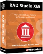 RAD Studio XE8 Professional Edition, SSL-Version, ESD, Best.Nr. CGO682, € 129,71