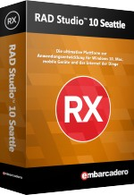 RAD Studio 10 Seattle Professional Edition - UPG, Best.Nr. CGO737, € 1.343,51