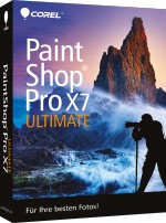 Corel PaintShop Pro X7 Ultimate, Best.Nr. CO-266, € 74,95