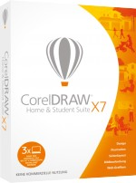 CorelDRAW Home & Student Suite X7, Best.Nr. CO-268, € 93,95