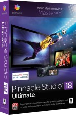 Pinnacle Studio 18 Ultimate, Best.Nr. CO-272, € 97,95