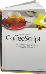 CoffeeScript, Best.Nr. DP-050, € 22,90