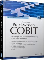 Praxiswissen COBIT, Best.Nr. DP-055, € 49,90